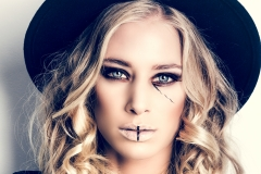 Make-up en haarstyling