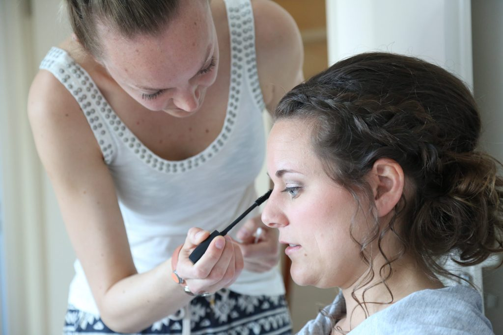 Bruidsmake-up | Annemieke Make-up & Hair