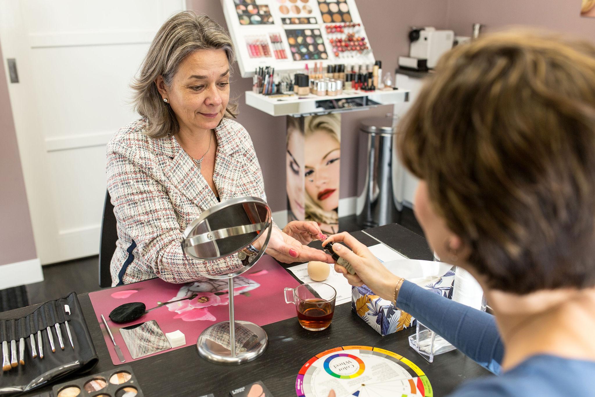 Make-up workshop Eindhoven