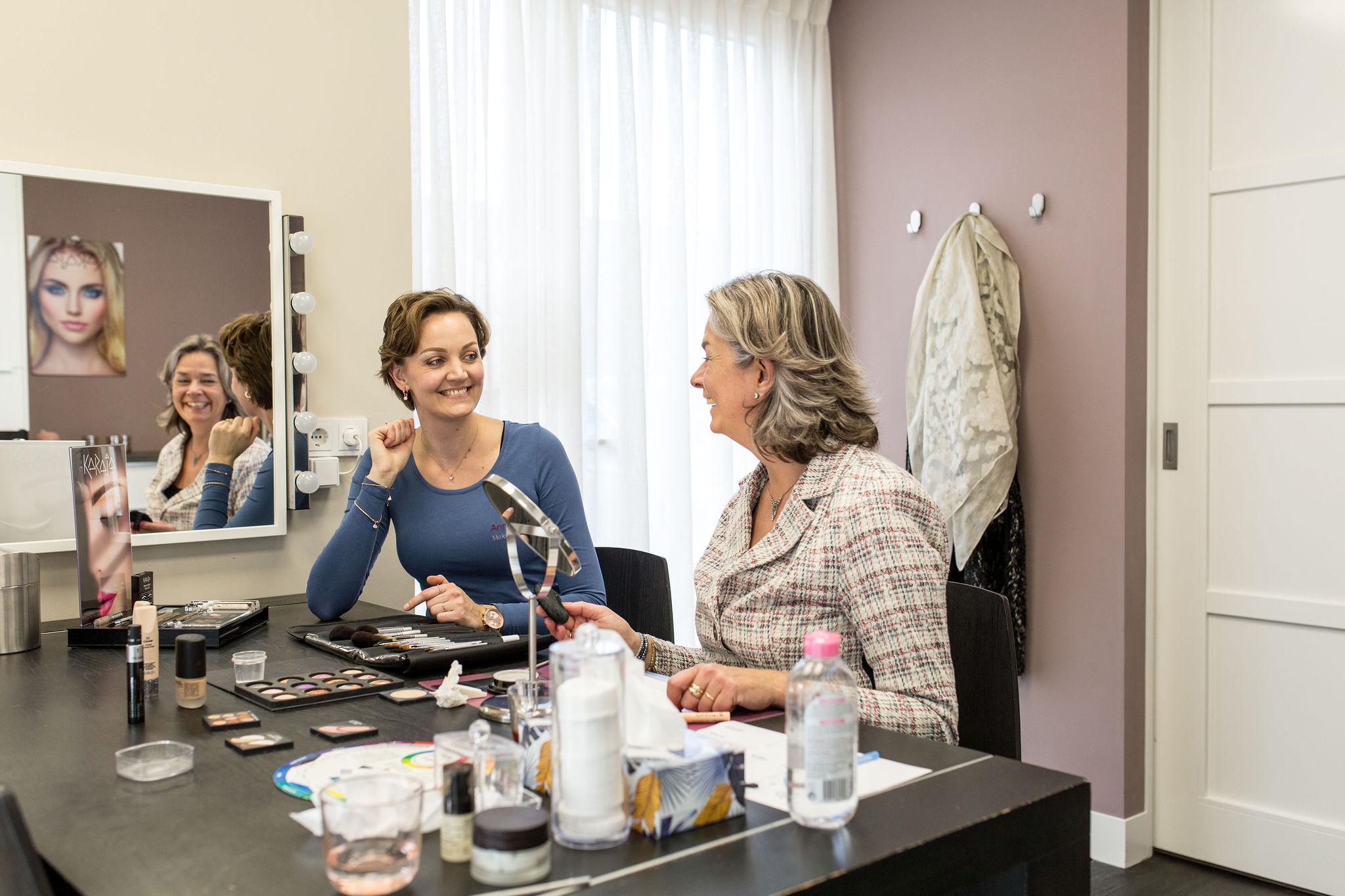 Make up workshop Eindhoven