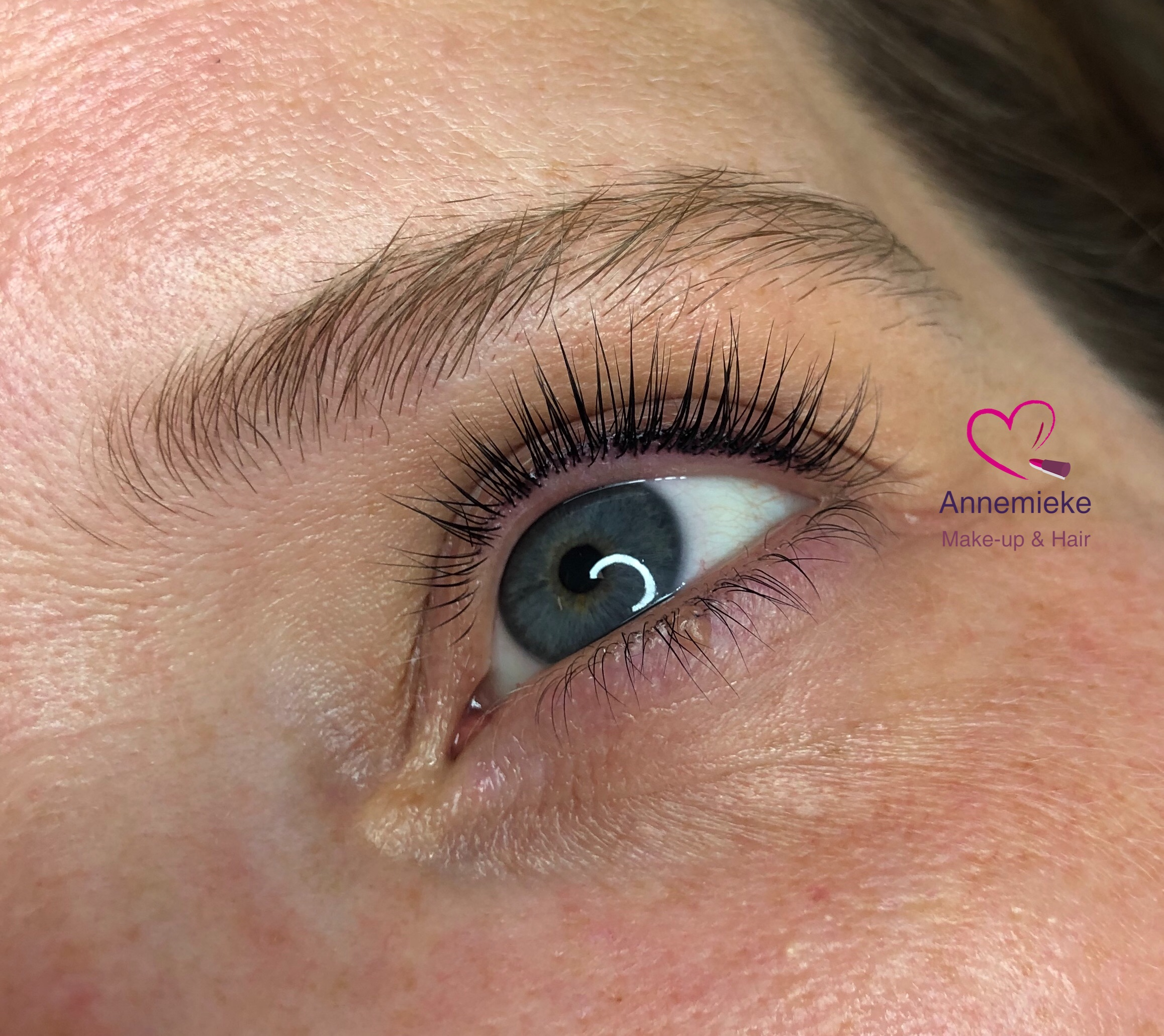 Wimperlift Eindhoven Annemieke Make-up & Hair