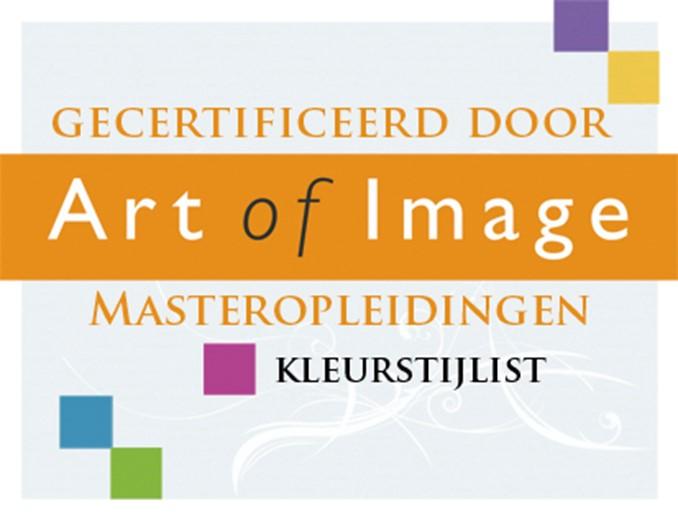 Art of Image gecertificeerd Kleurconsulent
