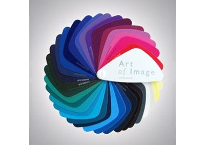 Individueel kleurenpalet